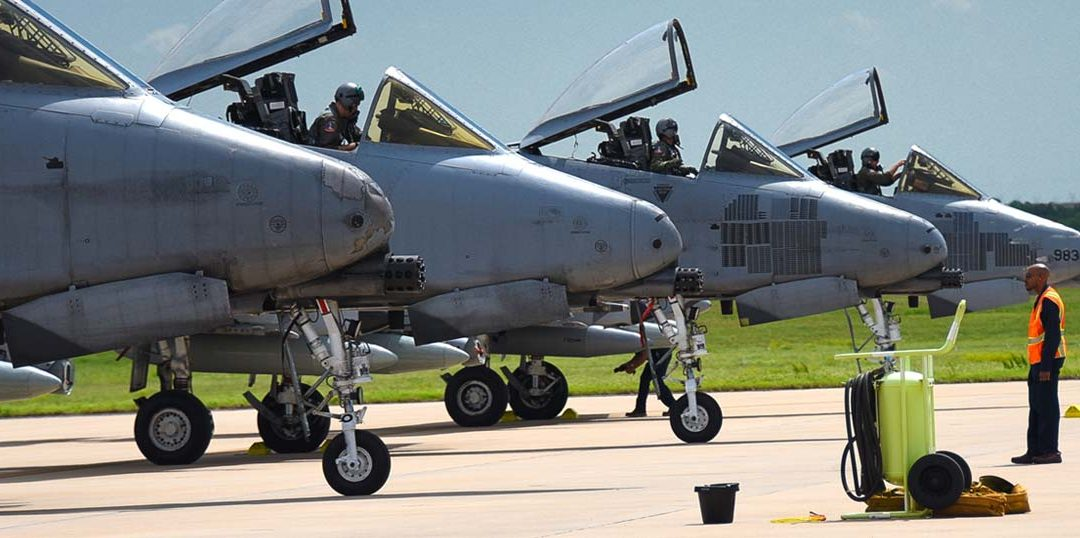 The drawdown blew a hole in the Air Force's maintenance ranks. How it's digging its way out.